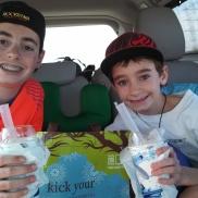McDonald's and McFlurries!
